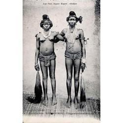Côte d'Ivoire - BONDOUKOU - Elégantes cantatrices