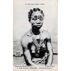 Côte d'Ivoire - BOUAKE - Fétichiste Baoulé