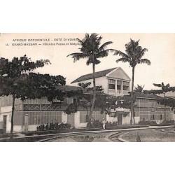 GRAND-BASSAM - Hôtel des postes