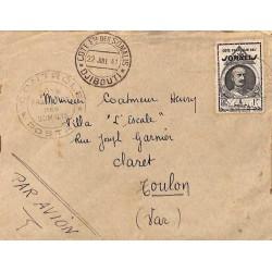 1941 vol Djibouti