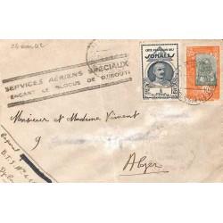 1942 vol Djibouti-Vichy par bombardier Glenn Martin du 24-26 juillet
