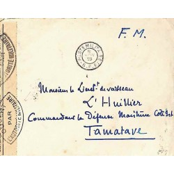 1939 POSTE MILITAIRE - S.P.E.