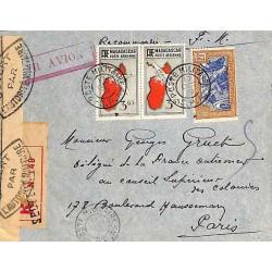 1939 POSTE MILITAIRE - S.P.A. - petits caractères