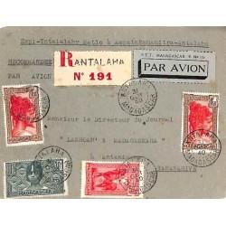 1940 ANTALAHA MADAGASCAR