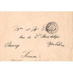 1940 POSTE MILITAIRE - S.P.A. - grands caractères