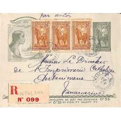 1941 ANTALAHA MADAGASCAR
