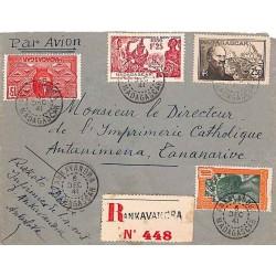 1941 ANKAVANDRA MADAGASCAR