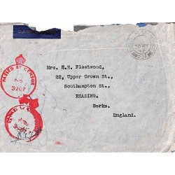 1942 FIELD POST OFFICE 226 PASSED BY CENSOR No 3267
