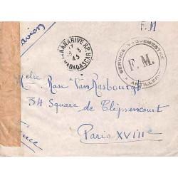 1945 TANANARIVE RP...