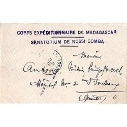 1895 SANATORIUM DE NOSSI-COMBA