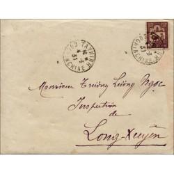 TAYNINH  COCHINCHINE 1931