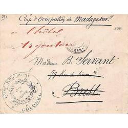 1899 13 ème Régiment * COLONEL *  INFrie DE MARINE