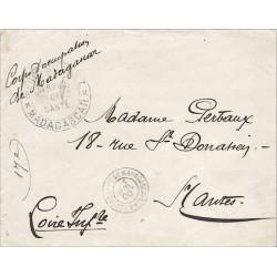 1900 DIEGO-SUAREZ * MADAGASCAR * SERVICE DE SANTE