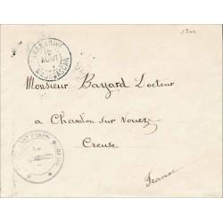 1901 13 e REGIMENT D'INFrie COLONIALE
