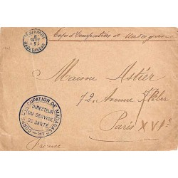 1901 DIRECTEUR DU SERVICE DE SANTE