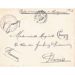 1902 1 er REGIMENT DE Teurs MALGACHES
