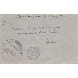 1902 CERCLE DE MORONDAVA * MADAGASCAR *