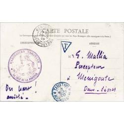 1909 TAMATAVE * LE CHEF DE LA PROVINCE