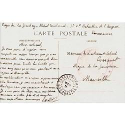 1916 BATAILLON D'INFie Cle DE L'EMYRNE