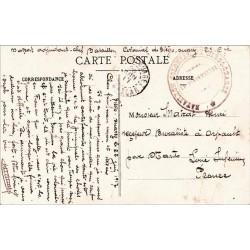 1917 BATAILLON COLONIAL DIEGO-SUAREZ