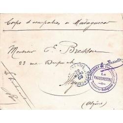 1903 - 1 er REGIMENT DE...