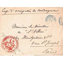 1902 CABINET DU GOUVERNEUR...