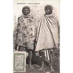 MADAGASCAR - Hommes Sakalava