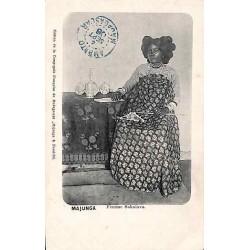 MAJUNGA - Femme Sakalava