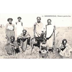 MADAGASCAR (Sud) Femmes et...