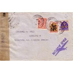 1944 Lettre de Marseille...