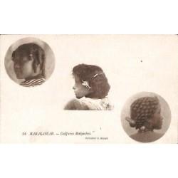 MADAGASCAR - Coiffures malgaches