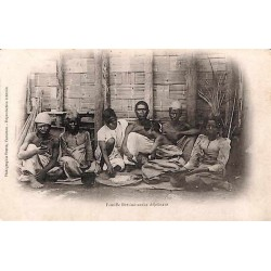 Famille Betsimisaraka...