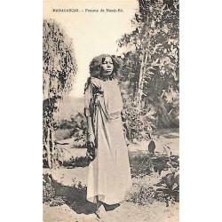 MADAGASCAR - Femme de Nossi-Bé