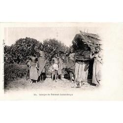 Groupe de femmes Antandroys