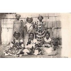 MADAGASCAR - Groupe de femmes de Majunga