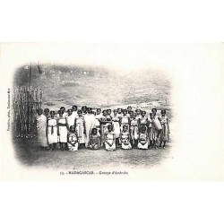 MADAGASCAR - Groupe d'Andrabe