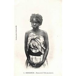 Femme de la tribu des Andrabe