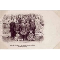 TONKIN -Cao-Bang - Groupe...