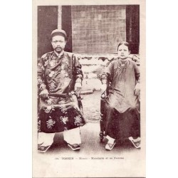 TONKIN - Hanoi - Mandarin