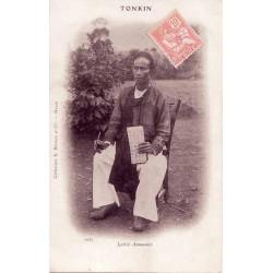 TONKIN - Lettré annamite