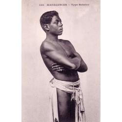 MADAGASCAR - Type Betsileo