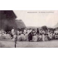 MADAGASCAR - Un Kabary (Conférence)