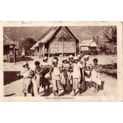 Danse malgache (Madagascar)