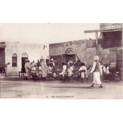 Café Somali à DJIBOUTI -
