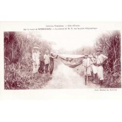 Côte d'Ivoire Sur la route...