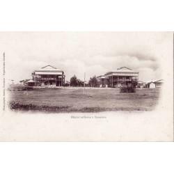 Hopital militaire à Tamatave