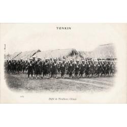 TONKIN - Défilé de...