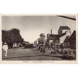 distilleries de l'Indo-Chine
