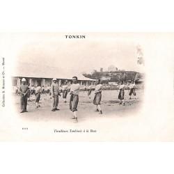 TONKIN - Tirailleurs...