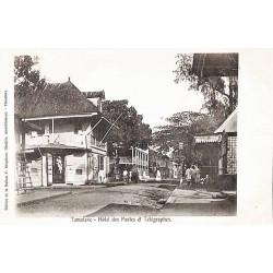 Tamatave - Hôtel des Postes...
